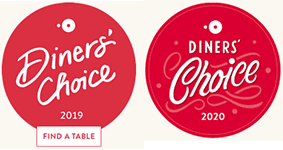 Diners Choice Award Link